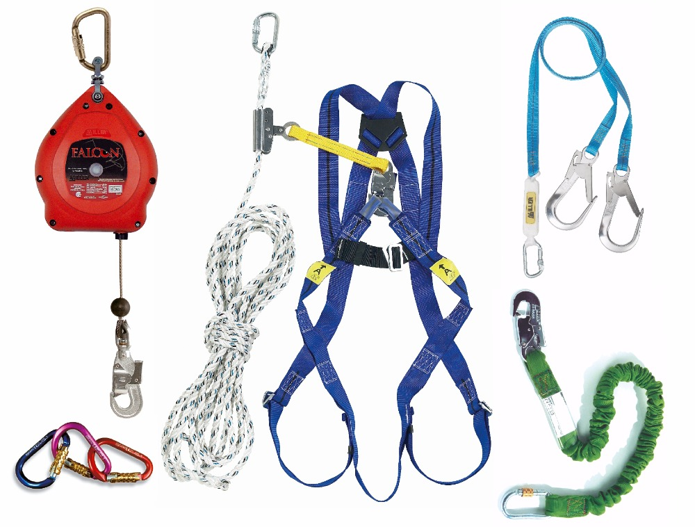 Personal Fall Protection Height Safety Harness Fall Arrest