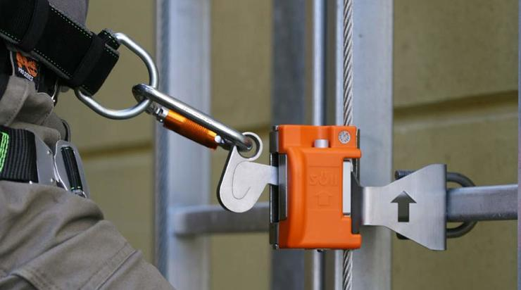 Vi Go Cable System Safety At Height Fall Arrest