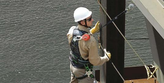 Personal Fall Protection - Height Safety Harness, Fall Arrest